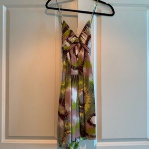 Haven Dress 100% silk
